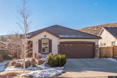 Washoe County Single Family Home For Sale: 1105 Dell Webb Parkway W