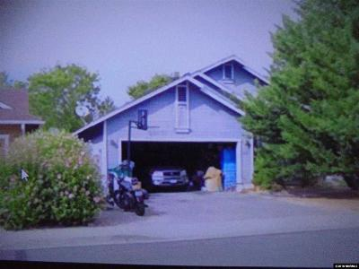 Carson City Single Family Home For Sale: 134 E Gardengate Way