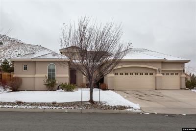 Reno, Sparks, Carson City, Gardnerville Single Family Home New: 7280 Lingfield Drive
