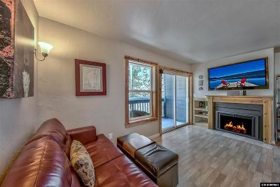 Stateline Condo/Townhouse For Sale: 115 Tramway Dr #1