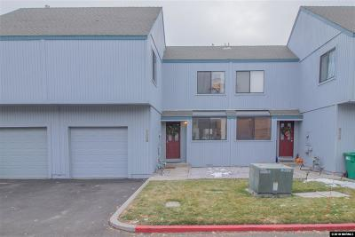 Sparks Condo/Townhouse Active/Pending-Loan: 2563 Garfield Dr.