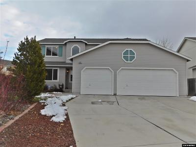 Washoe County Single Family Home New: 4932 Colorado Ct.