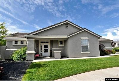 Washoe County Single Family Home New: 10599 Iron Point Circle