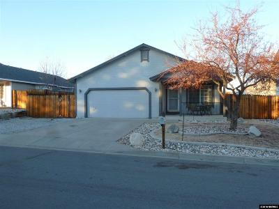 Washoe County Single Family Home New: 6685 Kendra St
