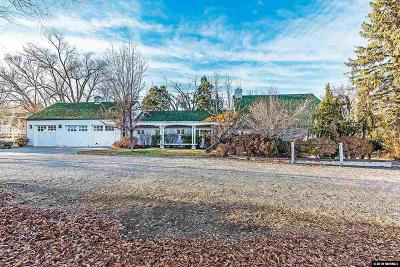 Washoe County Single Family Home Auction: 1925 Greenfield