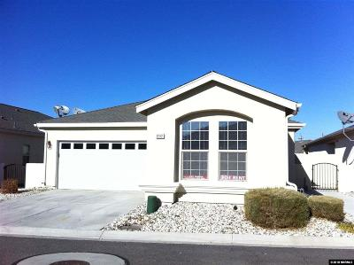 Carson City Single Family Home For Sale: 1242 Quail Run Dr.