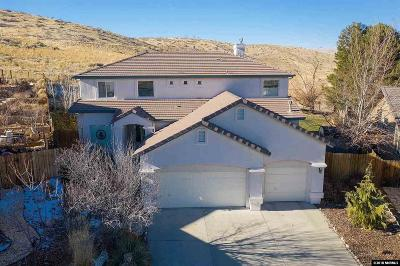 Washoe County Single Family Home New: 8811 White Fir Ct