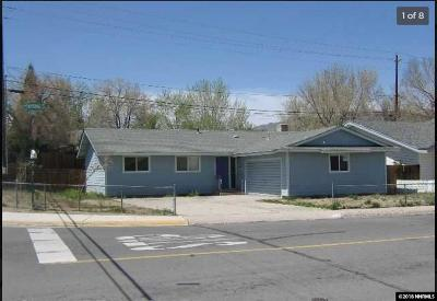 Reno NV Single Family Home Back On Market: $310,000