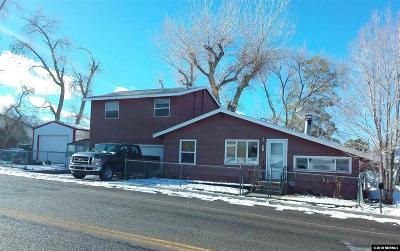 Winnemucca Single Family Home For Sale: 171 N Highland Dr
