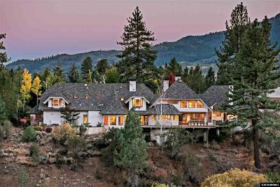Reno Single Family Home New: 1035 Silver Fox Court