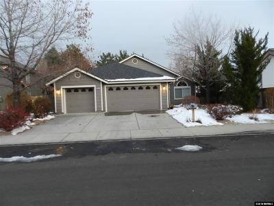 Reno Single Family Home For Sale: 2220 Gate Wood