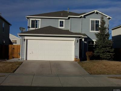 Reno Single Family Home New: 7695 Corso Street