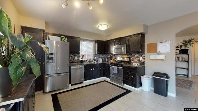 Sparks Single Family Home For Sale: 1666 Chatterley Lane