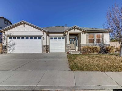 Reno Single Family Home For Sale: 10803 Rushing Flume Dr