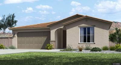 Sparks NV Single Family Home New: $375,950