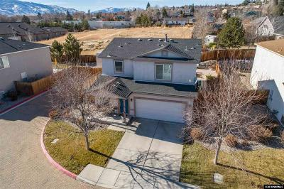Reno Single Family Home New: 2920 Bryan