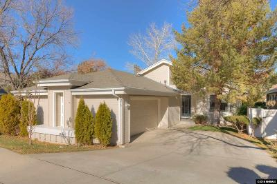 Washoe County Single Family Home New: 1270 Creek Haven Circle