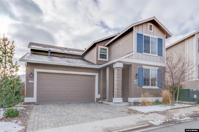 Reno Single Family Home For Sale: 195 Anselmo