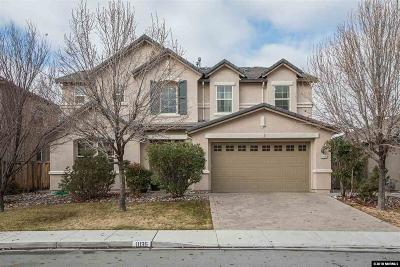 Reno Single Family Home For Sale: 11135 Messina Way #--------
