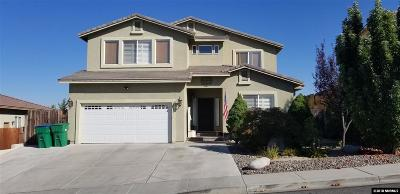 Sparks NV Single Family Home New: $509,000