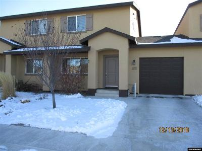 Winnemucca Condo/Townhouse For Sale: 5322 Western Way