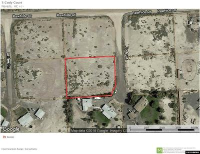 Winnemucca, Orovada, Paradise Valley, Lovelock, Imlay, Golconda Residential Lots & Land For Sale: 3 Cody Court