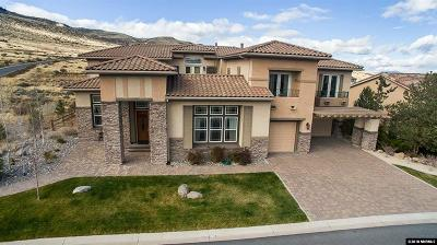Washoe County Single Family Home New: 6205 Elk Ivory