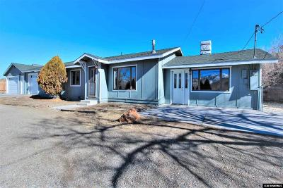 Carson City Single Family Home Price Reduced: 1771 Pinion Hills