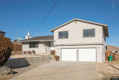 Reno Single Family Home New: 425 Hoge Road