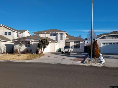 Reno Single Family Home New: 9494 Long River