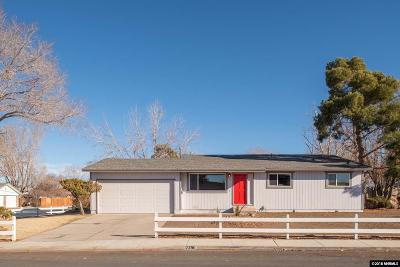 Sparks Single Family Home Active/Pending-Loan: 2390 Probasco Way