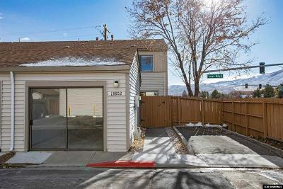 Reno Condo/Townhouse New: 13802 Lear Blvd