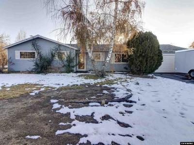 Washoe County Single Family Home New: 4090 Partridge Ln