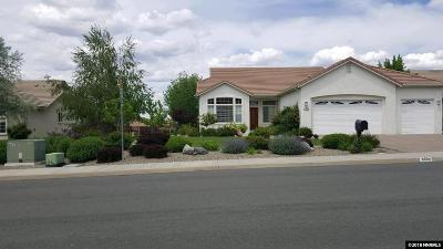 Reno Single Family Home New: 6009 Meadow Edge