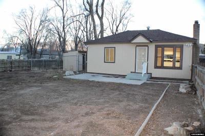 Washoe County Single Family Home New: 5285 Carol Dr