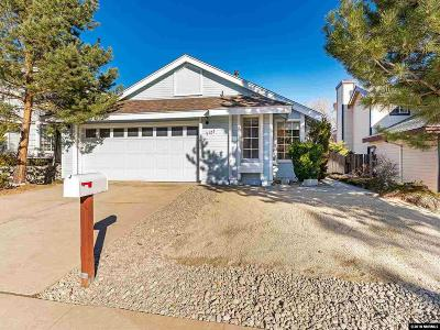 Reno Single Family Home New: 5123 Aspenview Drive