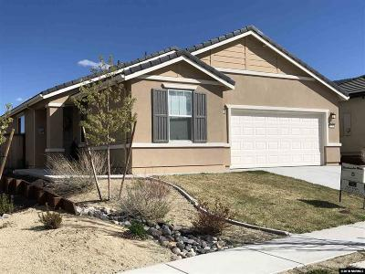 Washoe County Single Family Home New: 9236 Maplehurst Trail