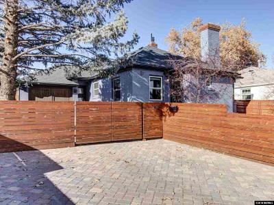 Reno NV Single Family Home New: $470,000