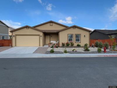 Reno Single Family Home New: 18509 Silverbell Ct