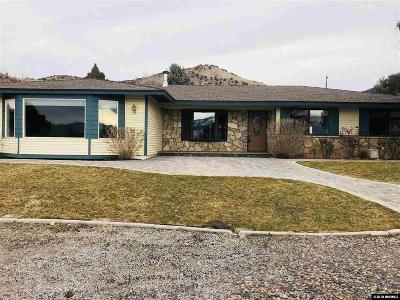 Reno Single Family Home New: 14170 Rim Rock