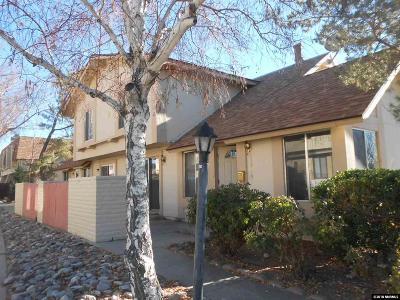 Carson City Condo/Townhouse Price Reduced: 3916 Pheasant Drive