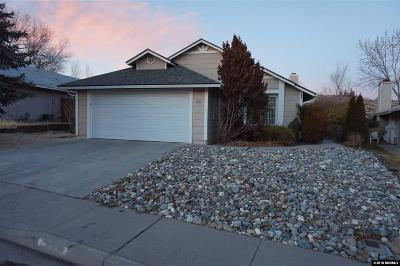 Reno NV Single Family Home New: $332,000