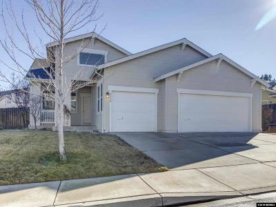 Reno Single Family Home New: 9170 Rising Moon