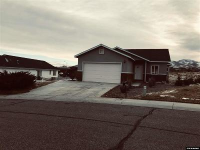 Winnemucca Single Family Home For Sale: 5096 Jacobsen