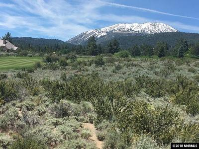 Reno Residential Lots & Land For Sale: 6405 De Chardin Lane