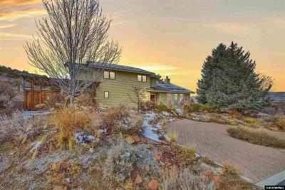 Reno Single Family Home For Sale: 65 Woodchuck Circle