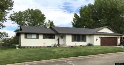Winnemucca Single Family Home For Sale: 3235 Sherwood Drive