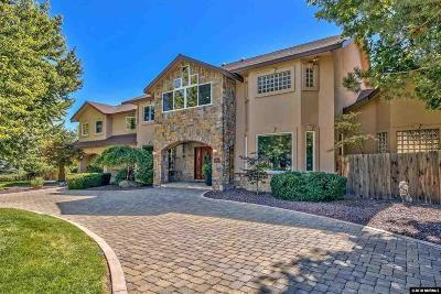 Carson City Single Family Home Active/Pending-Call: 2091 Manhattan