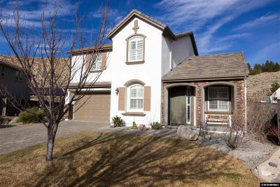 Reno Single Family Home For Sale: 7235 Provence
