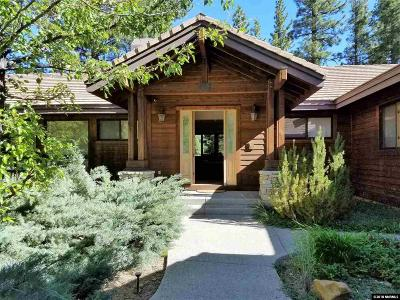 Reno Single Family Home Active/Pending-Loan: 900 Blue Spruce Road
